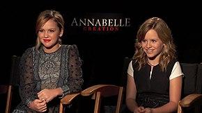 Annabelle Creation Wikipedia