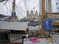 Tall Ships 2008 - Canning Half Tide Dock - geograph.org.uk - 1158624.jpg