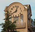 Tamalpais High School clock tower 2003.jpg