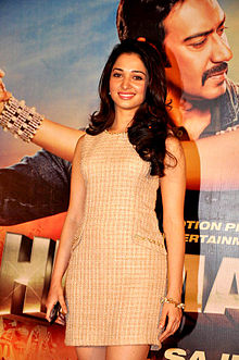 Description de l'image  Tamannaah at trailer launch of 'Himmatwala'.jpg.