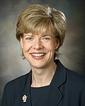 Tammy Baldwin, official photo portrait, color (cropped).jpg