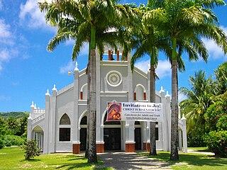 Santa Remedios Church Church in Saipan, Northern Mariana Islands