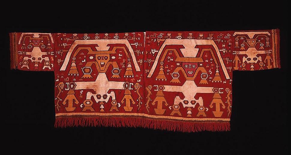 Tapestry Shirt, Chim%C3%BA (Peru)