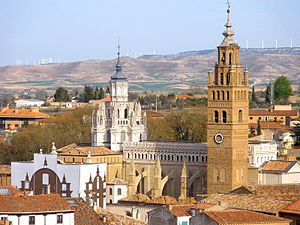 Tarazona Cathedral - Tarazona Cathedral