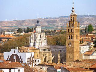 Tarazona Cathedral