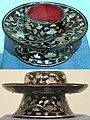 Tea bowl stand from Okinawa, 16th-17th century, Honolulu Museum of Art.JPG