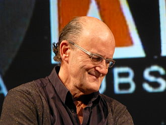 Ted Robinson (TV director) - Ted Robinson at the DAAS Kapital DVD launch in 2013