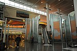Ted Stevens Anchorage International Airport, main lobby of South Terminal.jpg