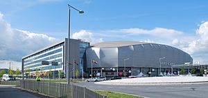 Eurovision Song Contest 2010 - Telenor Arena, Oslo - host venue of the 2010 contest.