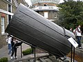 Telescope, Royal Observatory, Greenwich Park SE10 - geograph.org.uk - 1998736.jpg