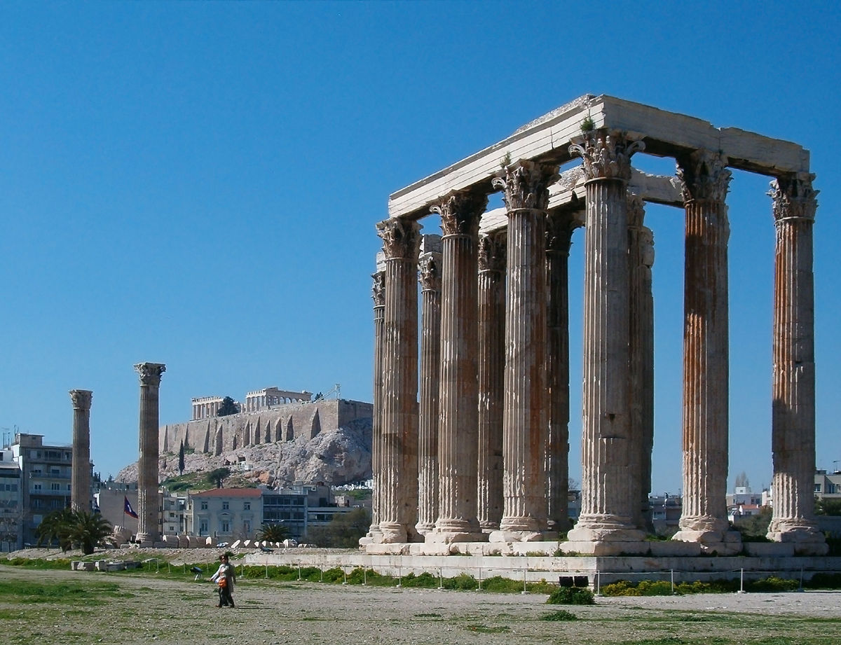Modern Architecture Vs Ancient Greek Architecture list of ancient greek temples - wikipedia