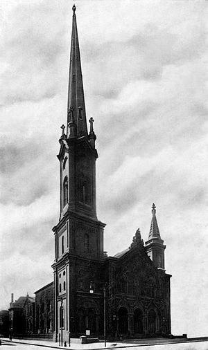 Presbyterian Church in America - Tenth Presbyterian Church in Philadelphia, Pennsylvania, which joined the PCA as part of the merger with the Reformed Presbyterian Church, Evangelical Synod