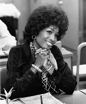 Teresa Graves - Teresa Graves in Get Christie Love, Market for Murder Sept. 11, 1974.