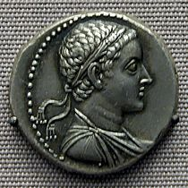 Tetradrachm issued by Ptolemy V Epiphanes, British Museum