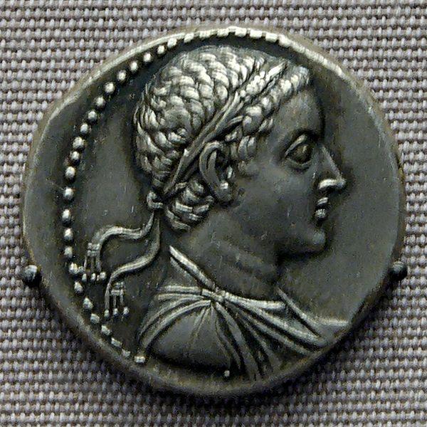 Archivo:Tetradrachm Ptolemy V.jpg