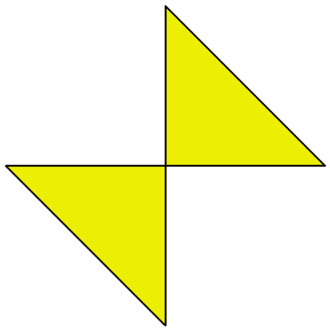 Square - Crossed-square