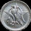 Texas centennial half dollar obverse.png