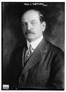 Thomas Chandler Thacher American politician