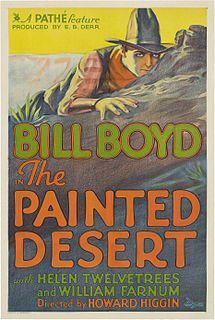 <i>The Painted Desert</i> 1931 film