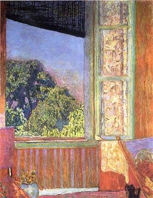 the open window bonnard wikipedia