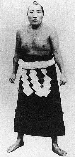 The 18th Yokozuna Ōzutsu Man'emon 005
