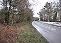 The A1122 road past Broom Covert - geograph.org.uk - 1637442.jpg