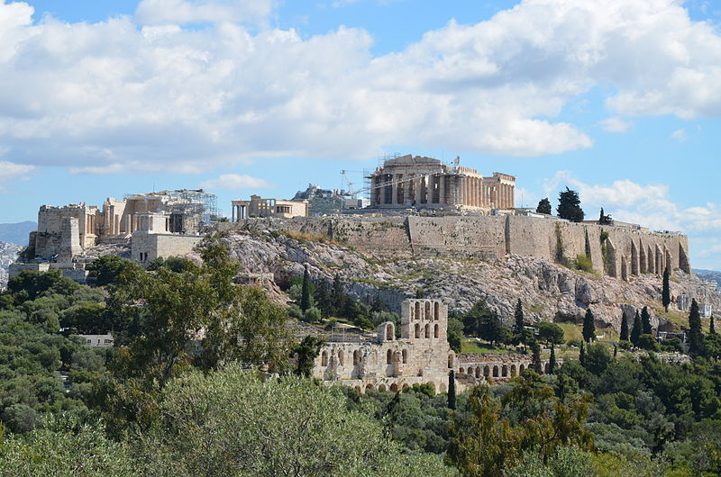 see: Acropolis and its Parthenon