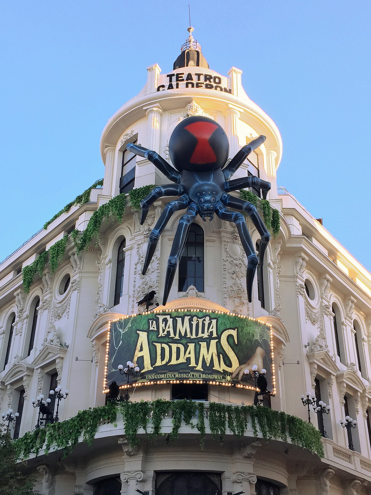 The Addams Family New Theatre Restaurant
