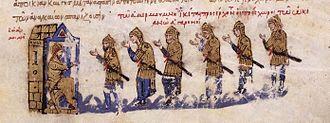 Abu Hafs Umar al-Iqritishi - The Arabs of Iberia address their leader Apochaps