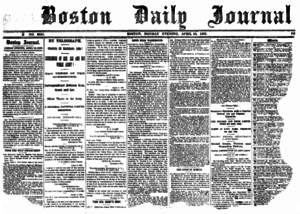 The Boston Journal - The Boston Journal