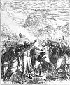 The British eclipse expedition - sketch at Bekul - ILN 1872.jpg