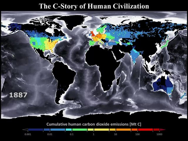 a description of the origins of globalism a change for human civilization Follow global climate change  20, 2014 climate change and the rise and fall of civilizations  to piece together the history of where people lived a long time.