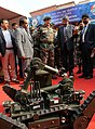 The Chief of Army Staff, General Bipin Rawat visiting after inaugurating the Exhibition on CBRN Defence Technologies to showcase products and technologies developed towards Chemical, Biological (1).jpg