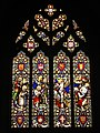 The Church of St Mary, Wivenhoe - Stained Glass.JPG