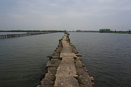 The Dyke in Yangshang Lake 45 2015-04.JPG