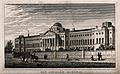 The Hospital of Bethlem (Bedlam), St. George's Fields, Lambe Wellcome V0013735.jpg