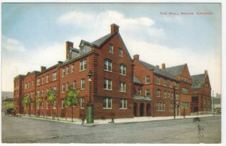 Hull House 19th and 20th-century settlement house in the United States