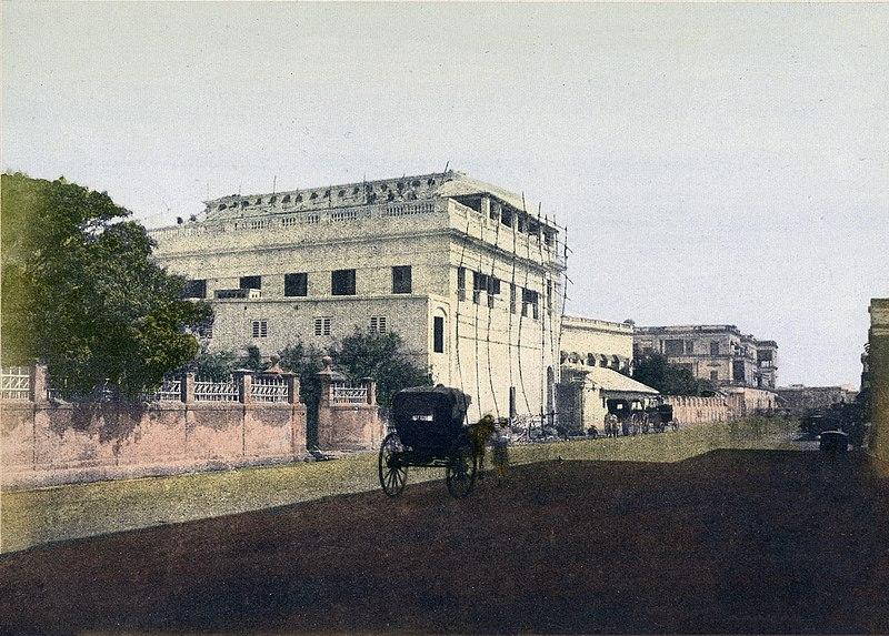 File:The Ice House Calcutta by Frederick Fiebig 1851.jpg