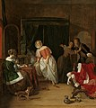 The Intruder (c1661) Gabriel Metsu.jpg