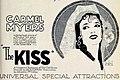 The Kiss (1921) - Ad 1.jpg