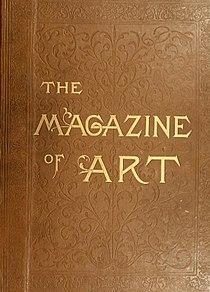 The Magazine of art - cover.jpg