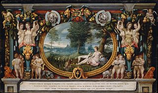 The Nymph of Fontainebleau