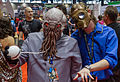 The Ood helping this boy find his Mummy at C2E2 2013 (8689903360).jpg