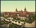 The Ponce De Leon, St. Augustine, Florida-LCCN2008679531.jpg