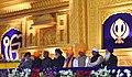 The Prime Minister, Shri Narendra Modi at the 350th Prakash Parv celebrations of Guru Gobind Singh Ji, in Patna, Bihar.jpg