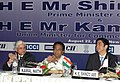 The Prime Minister of Japan, Mr. Shinzo Abe and the Union Minister for Commerce & Industry, Shri Kamal Nath at a Luncheon Business Meeting, organised by FICCI, CII and ASSOCHAM, in New Delhi on August 22, 2007.jpg