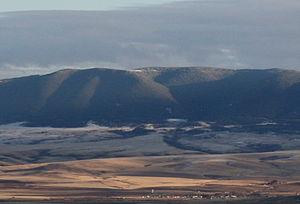 Pryor Mountains - Pryor Mountains