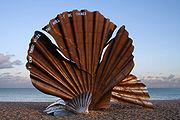 The Scallop, Maggi Hambling, Aldeburgh