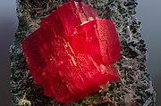 Native Colorado rhodochrosite