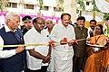 The Vice President, Shri M. Venkaiah Naidu inaugurating the new State Cancer Institute Block, at Kidwai Cancer Institute, in Bengaluru, Karnataka.JPG